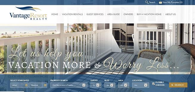 vacation-rental-management-vantage-website