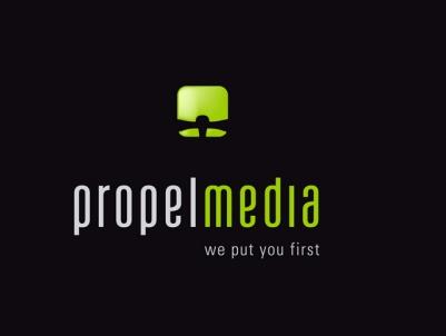 PropelMedia Logo