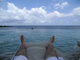 Barefoot- Vacation- Beach