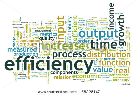 Efficiency-text-bubble