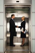 Meeting in the Elavator