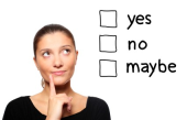 Yes- No- Maybe Decision