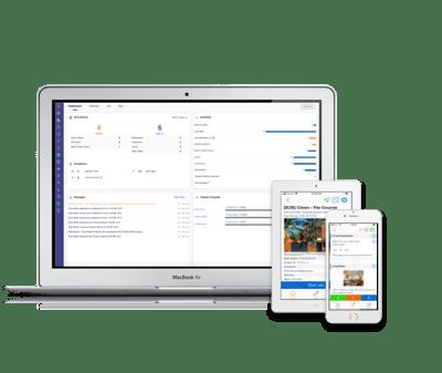 EZ Care desktop mobile